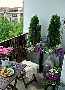 cudny balkon !♥
