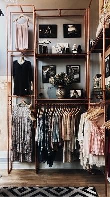 pomysł na garderobę