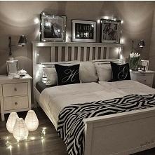 Piękna sypialnia ♡