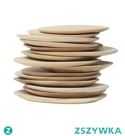 talerze bambusowe - idealne do każdej kuchni