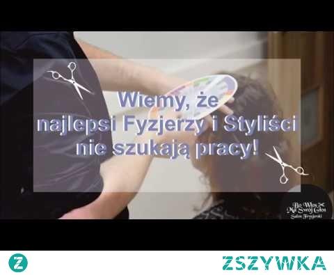 Praca Fryzjer Stylista Poznań