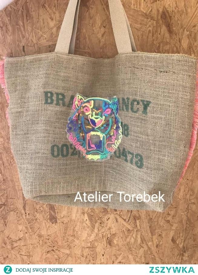 torebki damskie shoppery najmodniejsze Fb/Atelier Torebek wysyłka 24h