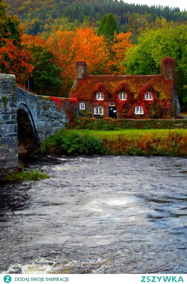Conwy, Anglia