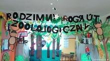 ZOO - dekoracje z okazji Dn...