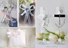Dekoracje ślubne i dodatki ...