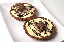 Tartaletki a'la Kinder Bueno – przepis na zdrowe słodycze