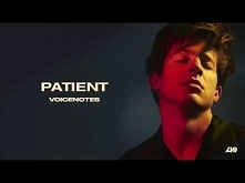 Charlie Puth - Patient [Off...