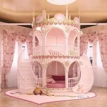 Do pokoju typowej księżniczki