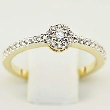 #Aclari #29 brylantów #zaręczynowy