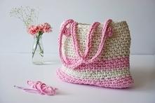 torebka na szydełku - zobacz jak ją zrobić