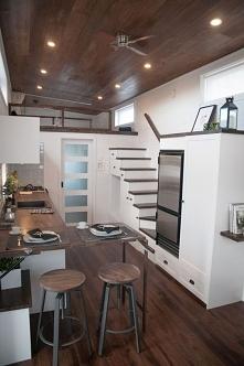 minimaliste laurier tiny house
