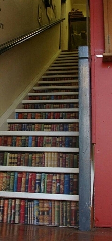 Mądre schody.