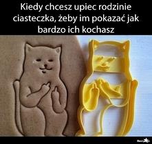 Mam ochotę na takie ciasteczka ;-;