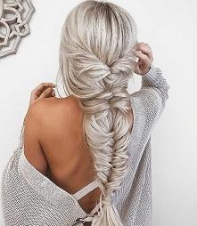 Białe włosy *-*