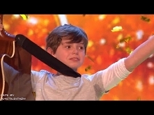 Father & Son  Jack and Tim on Got Talent