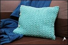 sznurkowa poduszka - Z szafy od Żyrafy