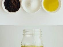 4 pasty na cellulit na udach i pupie na bazie fusów kawowych. Efekty po 1. uż...