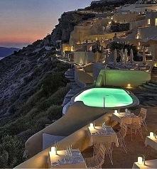 kto by chciał przyjechać tutaj i zjeść kolacje?