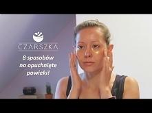 8 sposobów na opuchnięte powieki + płatki pod oczy DIY!