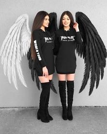 Anioły? ❤ Piękne bluzy ❤