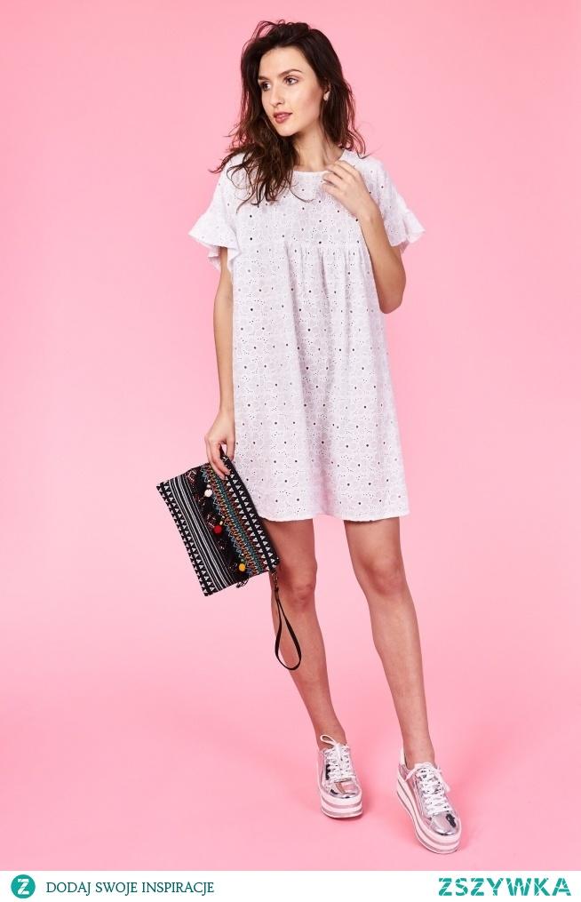 Koronkowa sukienka 130 zł Rozmiar uniwersalny Instagram: Fabryka Stylu Fb: Atelier fabryka stylu