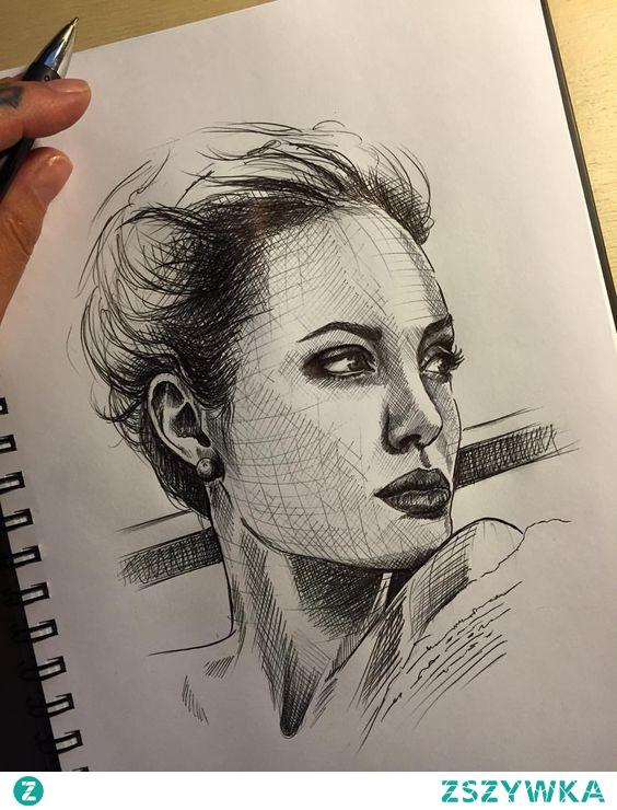 Kobieta z Kartki