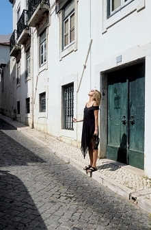 Sunny day in Lisbon