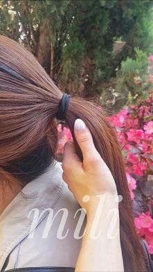 Włosy córki kolezanki. .. t...