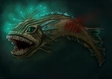 Potwór z warsztatów rysunko...