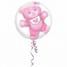 Schowaliśmy misia w balonie...