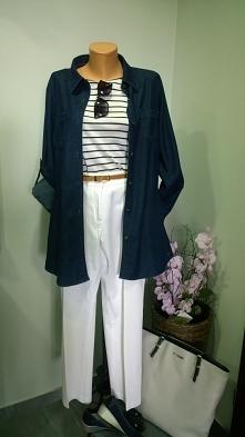 w marynarskim stylu od iwona48 z 24 maja - najlepsze stylizacje i ciuszki