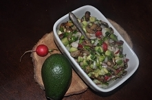 wspaniala salatka na drugie...