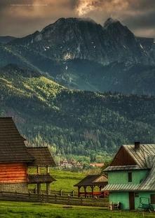Mt. Giewont, Tatra Mountains