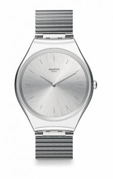Swatch SYXS103GG szwajcarski zegarek damski w klasycznym stylu wykonany ze stali na siatkowej bransolecie. Aby przenieść się do sklepu kliknij w zdjęcie :)