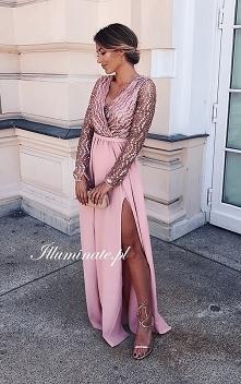 Piękna długa suknia z kolekcji Illuminate <3