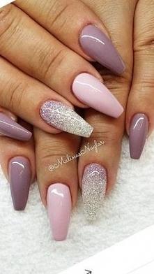 acrylic nails 2017 summer