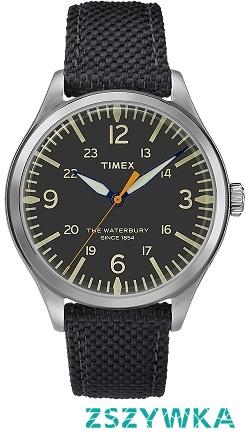 Timex TW2R38500 zegarek męski zasilany baterią, którego stalowa koperta przylega do skórzanego paska w kolorze czarnym. Wyróżnia go podświetlana tarcza. Aby przenieść się do sklepu kliknij w zdjęcie :)