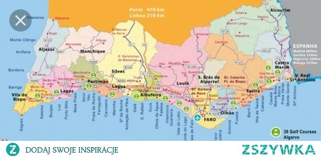 dziewczyny byla ktoras z was w algarve, portugalia? jak tak to gdzie waszym zdaniem najlepiej sie zatrzymac na tygodniowy pobyt?