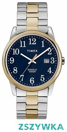 Timex TW2R58500 męski zegarek klasyczny z podświetlaną niebieską tarczą. Wykonany ze stali powlekanej powłoką PVD w kolorze złotym. Aby przenieść się do sklepu kliknij w zdjęcie :)