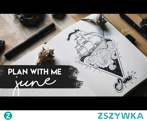 PLAN WITH ME ♡ June ♡ + PRINTABLE | 2018