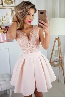 Cudna sukienka idealna na w...