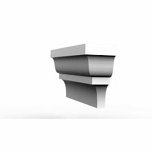 DZLP3 jest podparapenikiem czyli gzymsem podparapetowym stosowanym na zewnętrz budynku. Ta sztukateria elewacyjna jest popularna od wieków i nadal cieszy się niesłabnącym zainte...