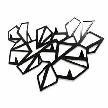 Wieszak Organitricks to wspaniały i niepowtarzalny wzór. Wieszak znakomicie prezentuje się na ścianie. Model ma nie tylko niespotykany i ciekawy kształt ale również jest bardzo ...