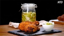 Hot Chicken With Quick Swee...