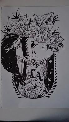 Rysunek w moim wykonaniu