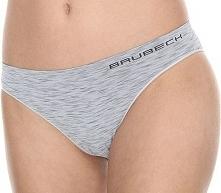 Brubeck Figi damskie Fusion szare r. M (BI10080)