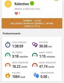 30 km ♥ !