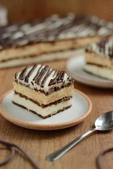 Ciasto Adwokat bez pieczenia