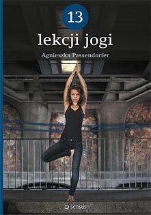 Książka 13 lekcji jogi - Ag...