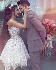 Śliczna sukienka ❤ I urocze...